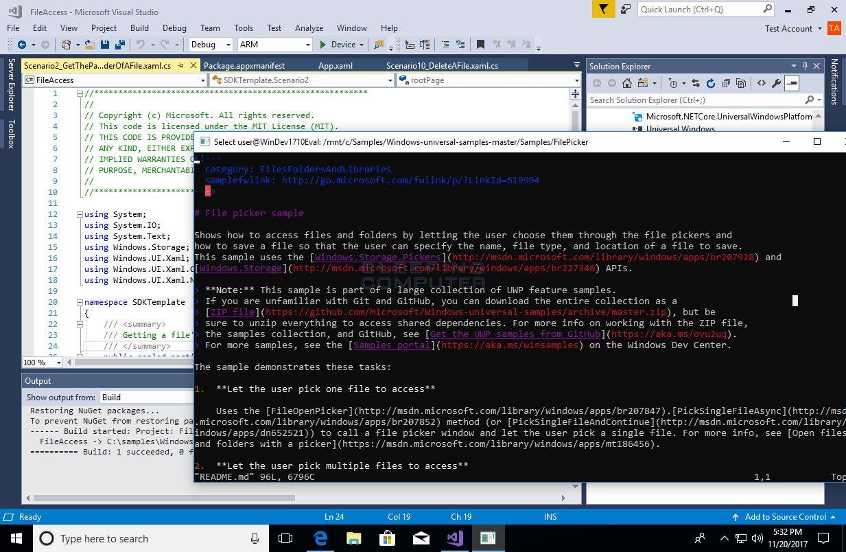 Microsoft ofrece un entorno de desarrollo gratuito de Windows 10 VM por tiempo limitado