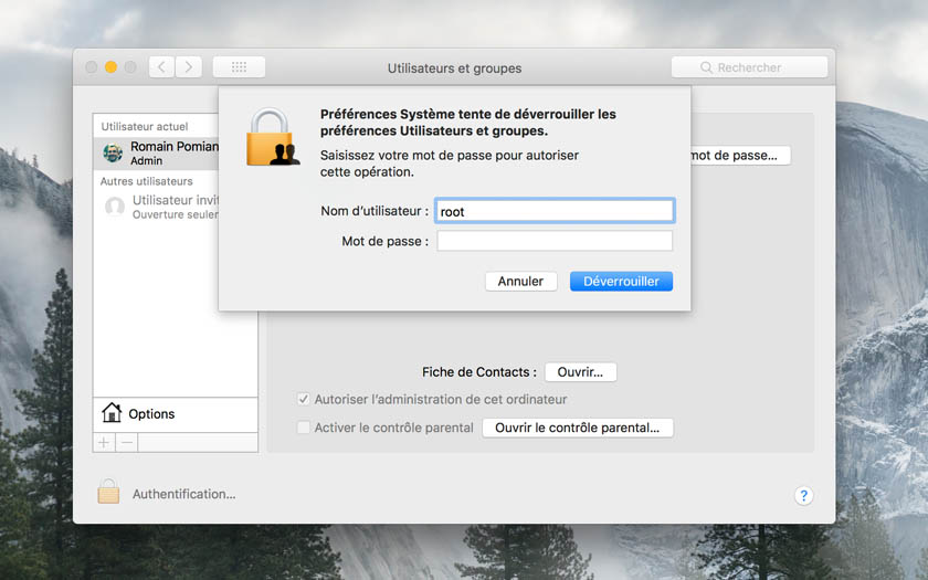 macOS High Sierra: un gran defecto que da acceso root a cualquiera, ¿cómo protegerse?