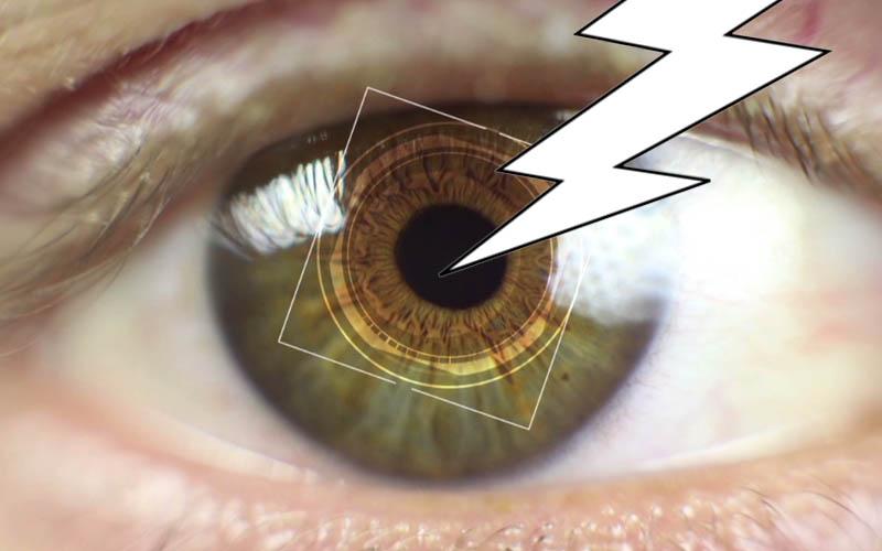 Galaxy S8: el escáner de iris es tan inseguro que una imagen de un ojo es suficiente para engañarlo, en vídeo 1