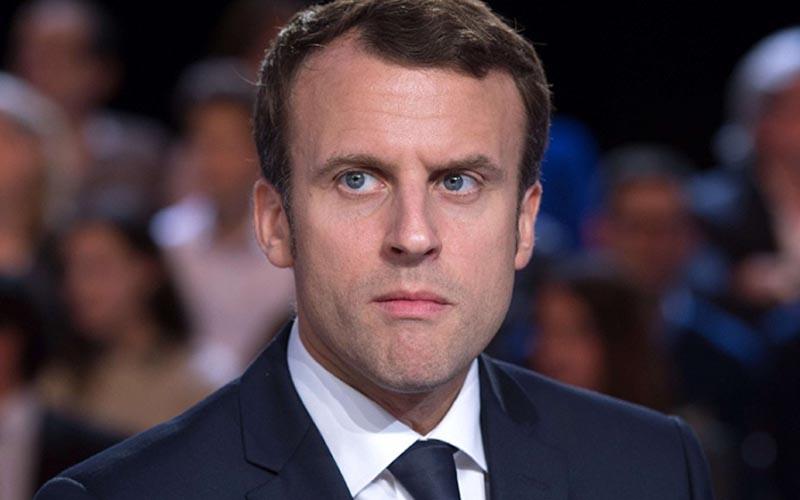 Emmanuel Macron: A los hackers rusos les gustaría desestabilizar al candidato