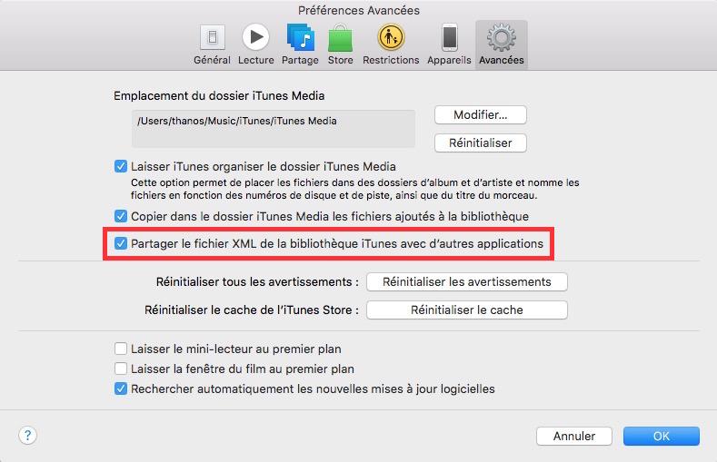 Mac OS X: Gestión de música para iPhone, iPad o iPod con o sin iTunes 5