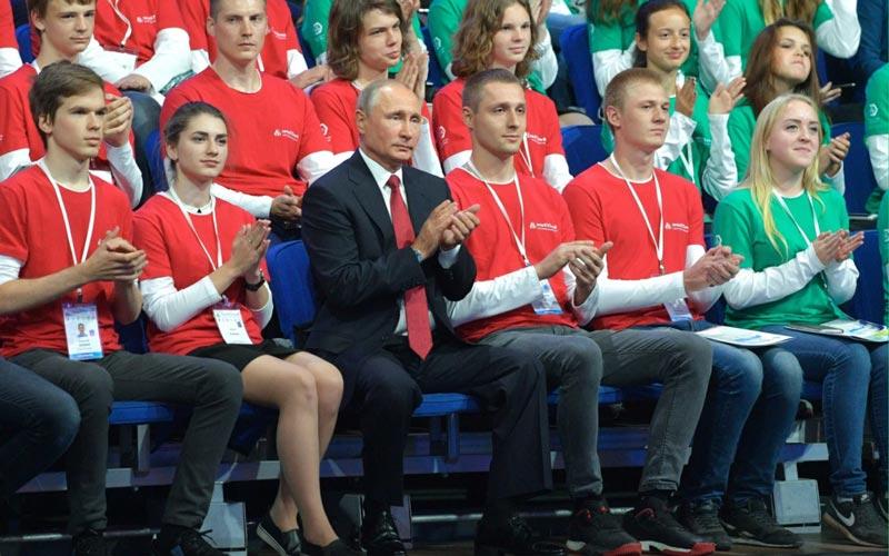 Según Putin, el dominio de la inteligencia artificial conquistará el mundo 1