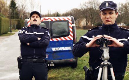 El primer radar de bolsillo llega a Francia, la nueva arma de los gendarmes