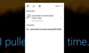 Cortana Hack le permite cambiar contraseñas en PCs bloqueados