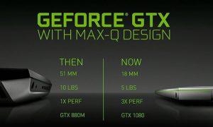 Nvidia Max-Q: estos nuevos portátiles tan delgados como un MacBook Air llevan un GTX 1080