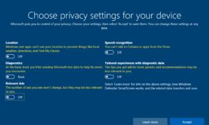 Microsoft revela por primera vez los datos que recopila en Windows 10
