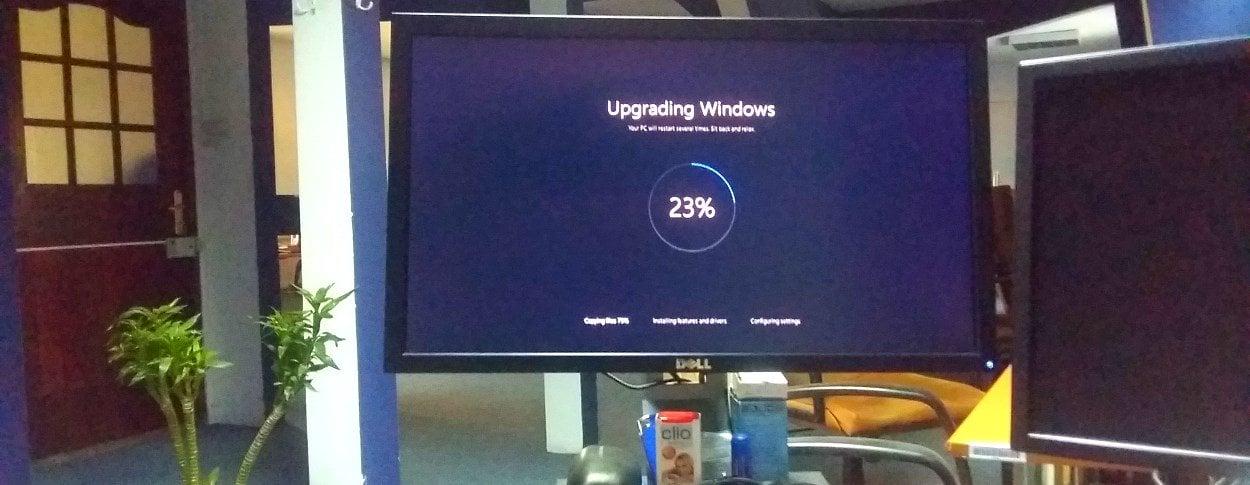 El hombre demanda a Microsoft en busca de una nueva copia de Windows 7 después de forzado Windows 10 Upgrade