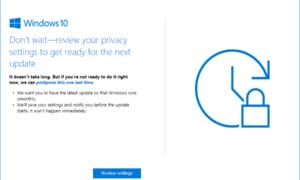 Microsoft anuncia una nueva ola de molestas ventanas emergentes