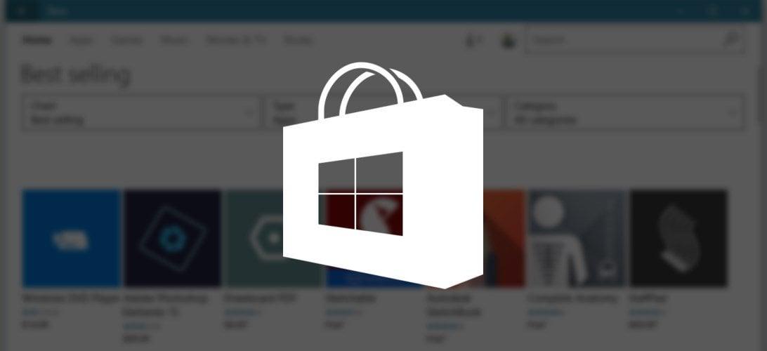 Microsoft ha prohibido efectivamente los navegadores de terceros del almacén de Windows
