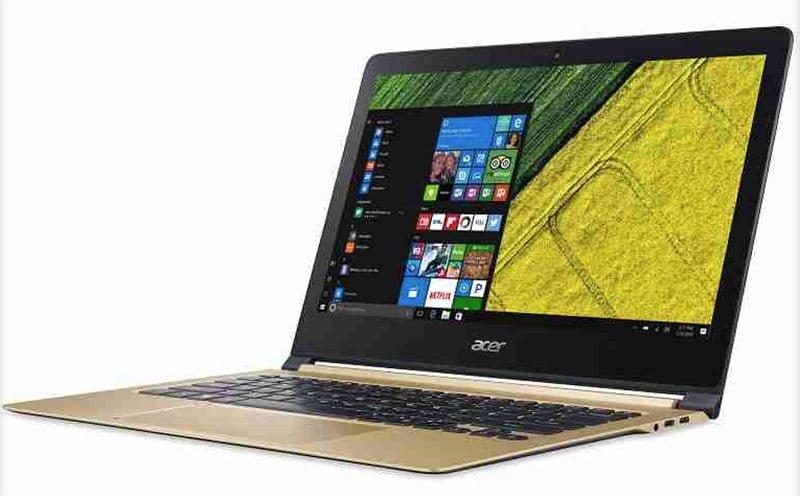 IFA 2016 : Acer presenta el Swift 7, el primer PC de menos de 1 cm de grosor!