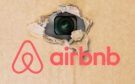 Airbnb: ¡los clientes encuentran cámaras escondidas en sus casas!