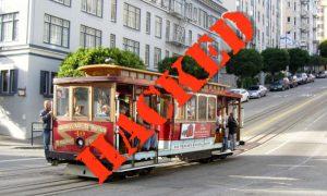 Los piratas amenazan San Francisco, la ciudad hace que el transporte sea gratuito