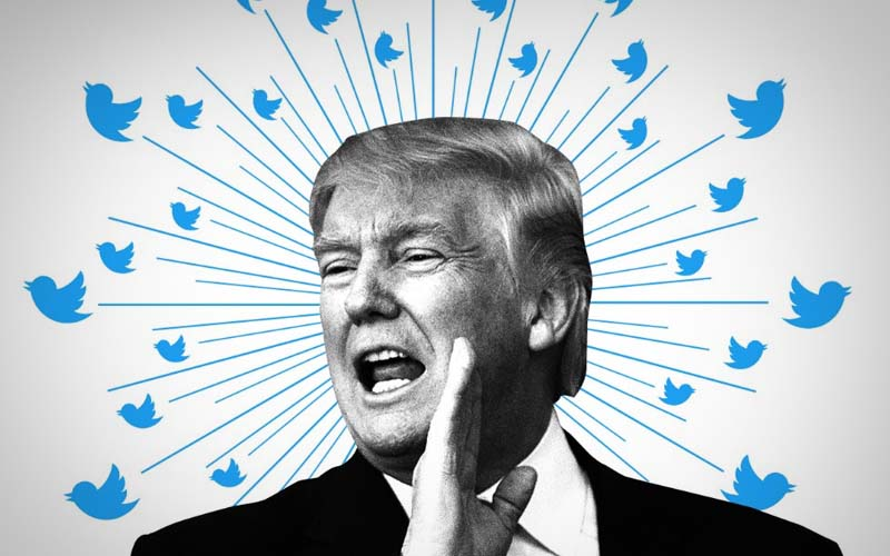 Donald Trump: Twittoes bloqueados por el presidente de EE.UU. presentan una queja