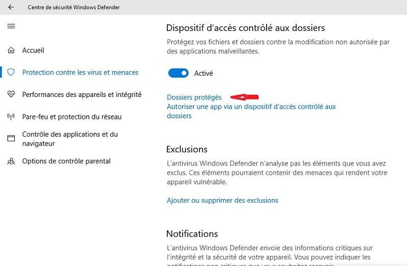 Windows 10: cómo habilitar la protección anti-ransomware