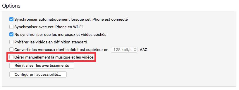 Mac OS X: Gestión de música para iPhone, iPad o iPod con o sin iTunes 4