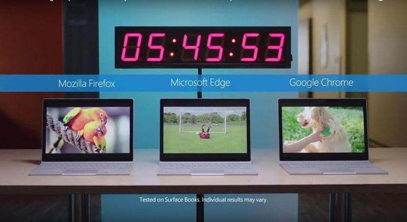 Microsoft tiene un nuevo y poderoso argumento para que uses Edge, en vídeo