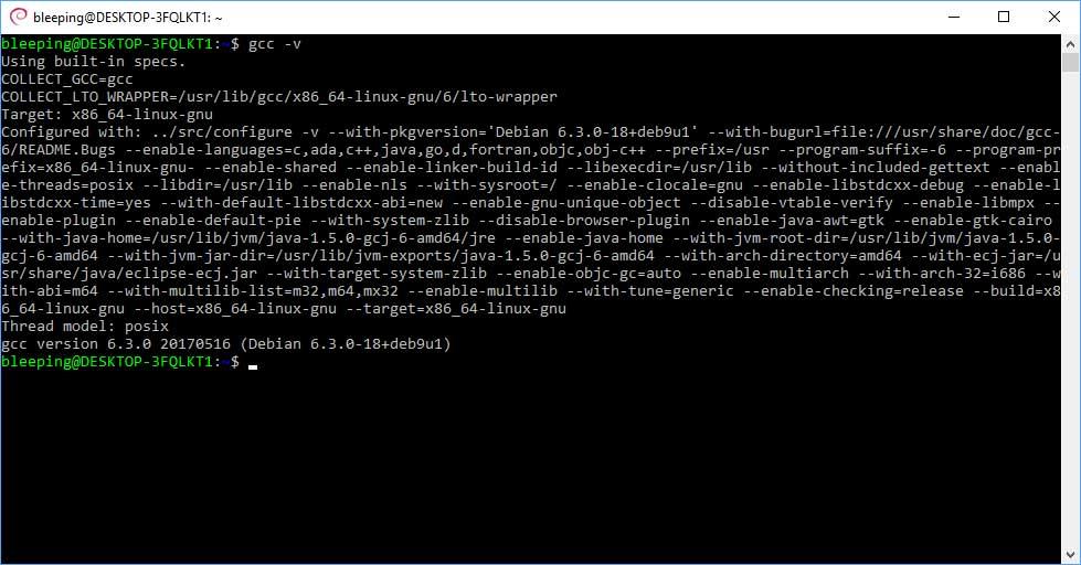 Debian GNU/Linux ahora disponible para WSL en la tienda de Windows