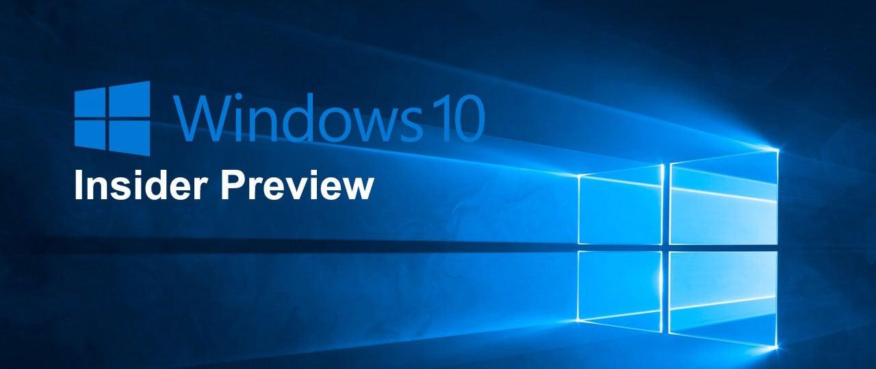 Microsoft lanza Windows 10 Insider Build 17134 (RS4) para incluir actualizaciones de seguridad