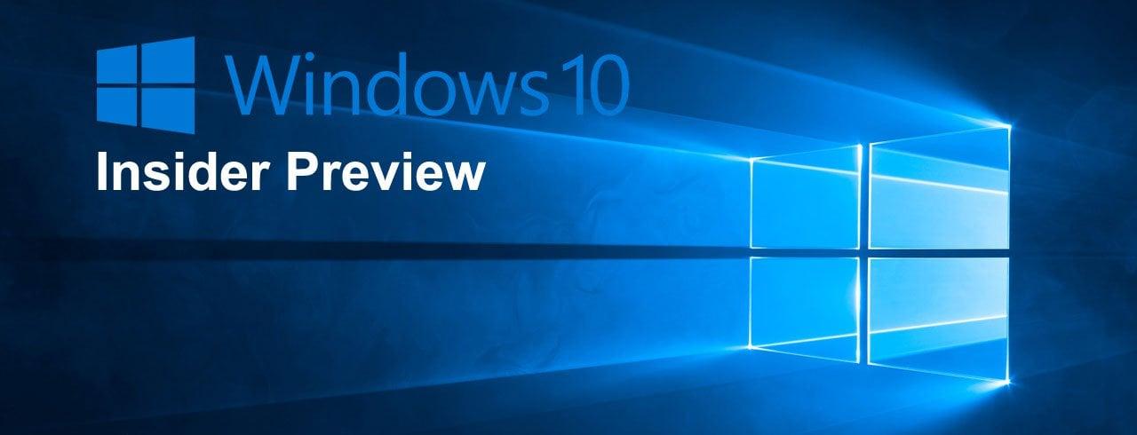 Windows Insider Build 17133 es liberado a medida que el código final es registrado.