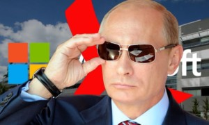 "Microsoft: Rusia quiere ""made in Russia"" en lugar de Windows, Office y Exchange"