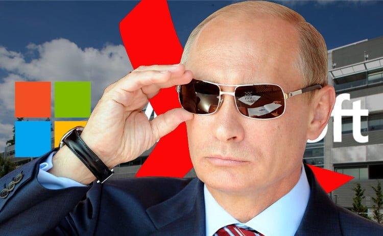 """Microsoft: Rusia quiere """"made in Russia"""" en lugar de Windows, Office y Exchange"""