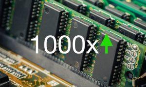 RAM: la RAM pronto será 1000 veces más rápida gracias a la T
