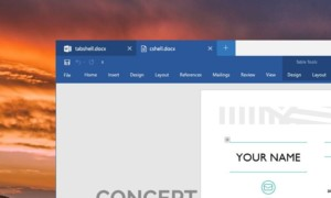 Windows: próximamente en el explorador de archivos y en todas las aplicaciones?