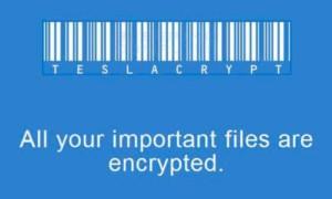 ¿Es importante para ti agregar TeslaCrypt Detections de Microsoft?