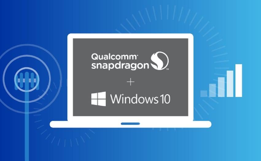 Windows 10 ARM: HP y Asus presentan sus PCs bajo Snapdragon 835 con más de 20 horas de autonomía!