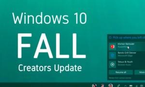 Actualización de Creadores de Otoño de Windows 10: un error impide su instalación en algunos PCs