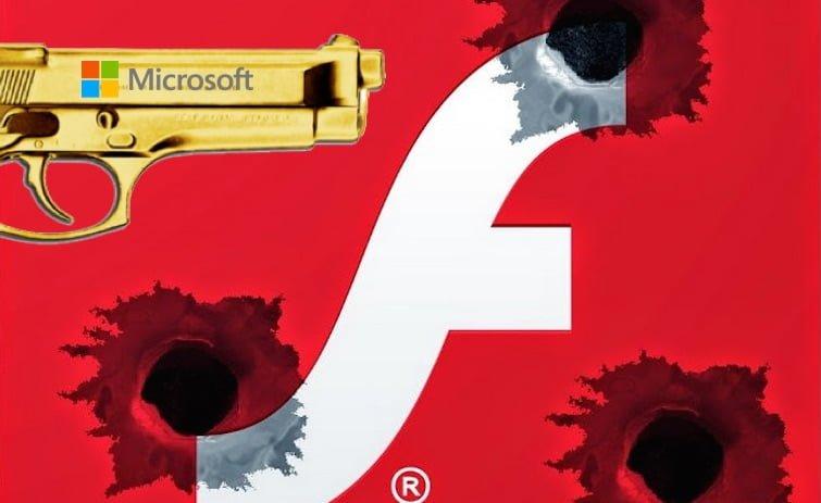 Windows 7 pronto impedirá la visualización de algunos contenidos de Flash Player