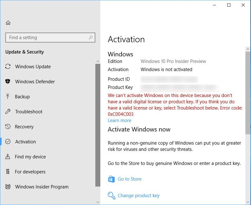 Cómo comprobar si la clave de Windows es auténtica o legítima