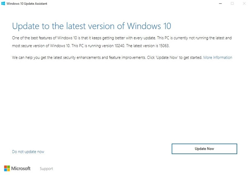 Actualización de los creadores de Windows 10: ¿cómo instalar la actualización ahora?