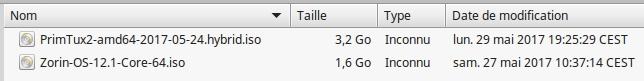 Distribución de Linux 1