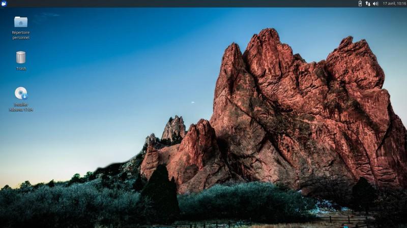 Xubuntu 17.04 para probar en una llave USB o DVD 7