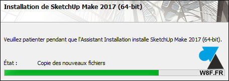 Instala el software de modelado gratuito de SketchUp 4