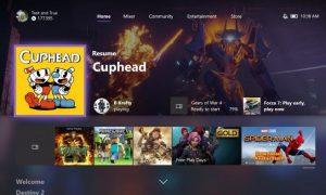 Xbox One recibirá una actualización para guardar la configuración de la consola en la nube.