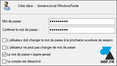 Windows Server 2016: crear un dominio de Active Directory 30