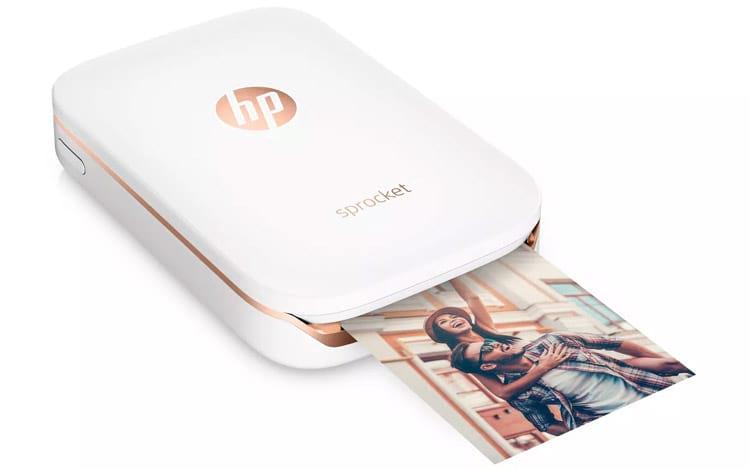 La impresora fotográfica portátil HP Sprocket llega a Brasil 2
