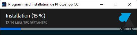 Descargar e instalar Adobe Photoshop CC 2018 5