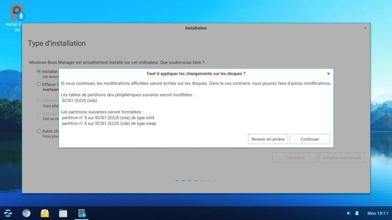 Cómo instalar Zorin OS junto a Windows 10 7