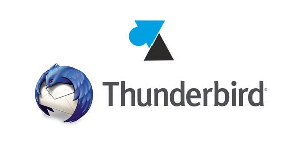 Thunderbird: ya no muestra la pantalla de bienvenida 1