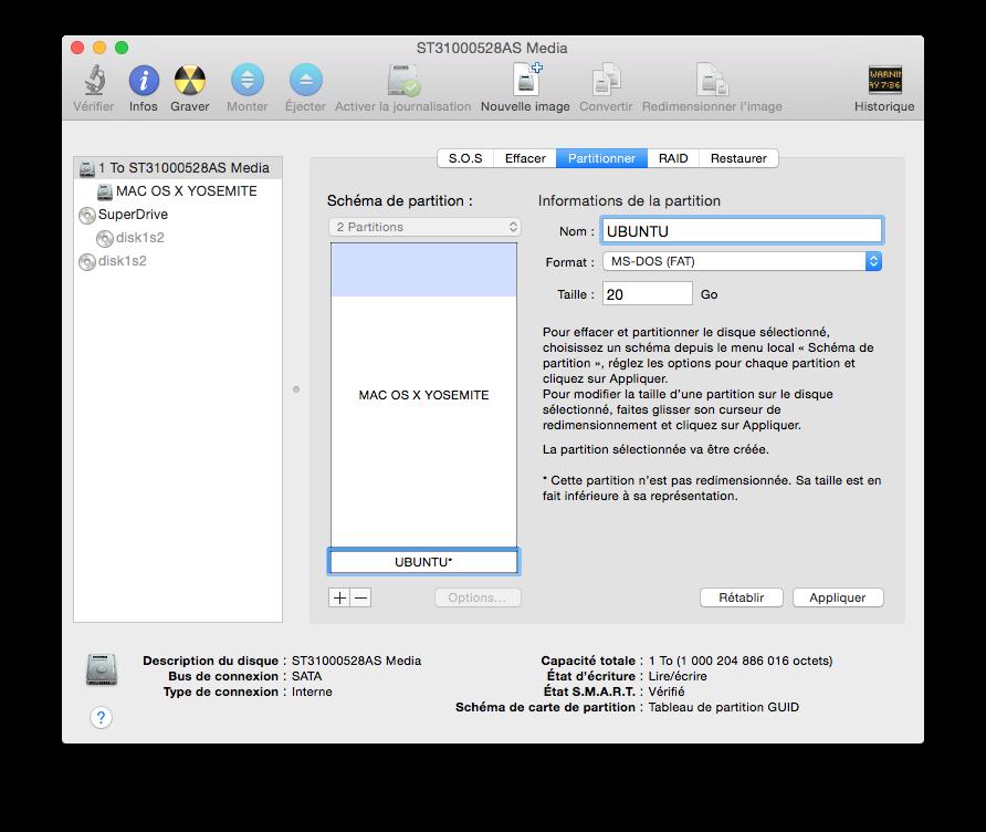 Cómo hacer un arranque dual Yosemite Linux 2