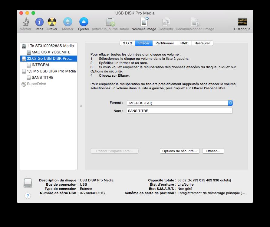 Cómo crear un disco de recuperación de Yosemite (Mac OS X 10.10) 2