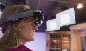 Microsoft hizo un chip de inteligencia artificial para el próximo HoloLens