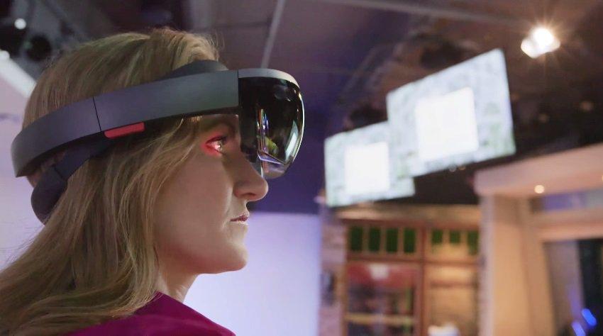 Microsoft hizo un chip de inteligencia artificial para el próximo HoloLens 1