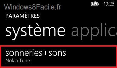 Windows Phone 8: tonos de llamada personalizados 6