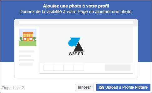 Crear una página en Facebook 4