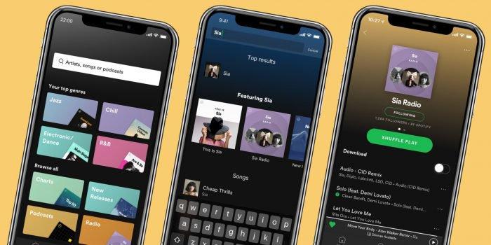 Tarifa de preguntas de Spotify que cobra Apple en su tienda de aplicaciones