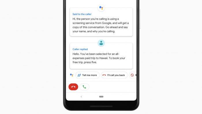 Asistente de Google Chat con Telemarketing para Filtrar Enlaces de Spam